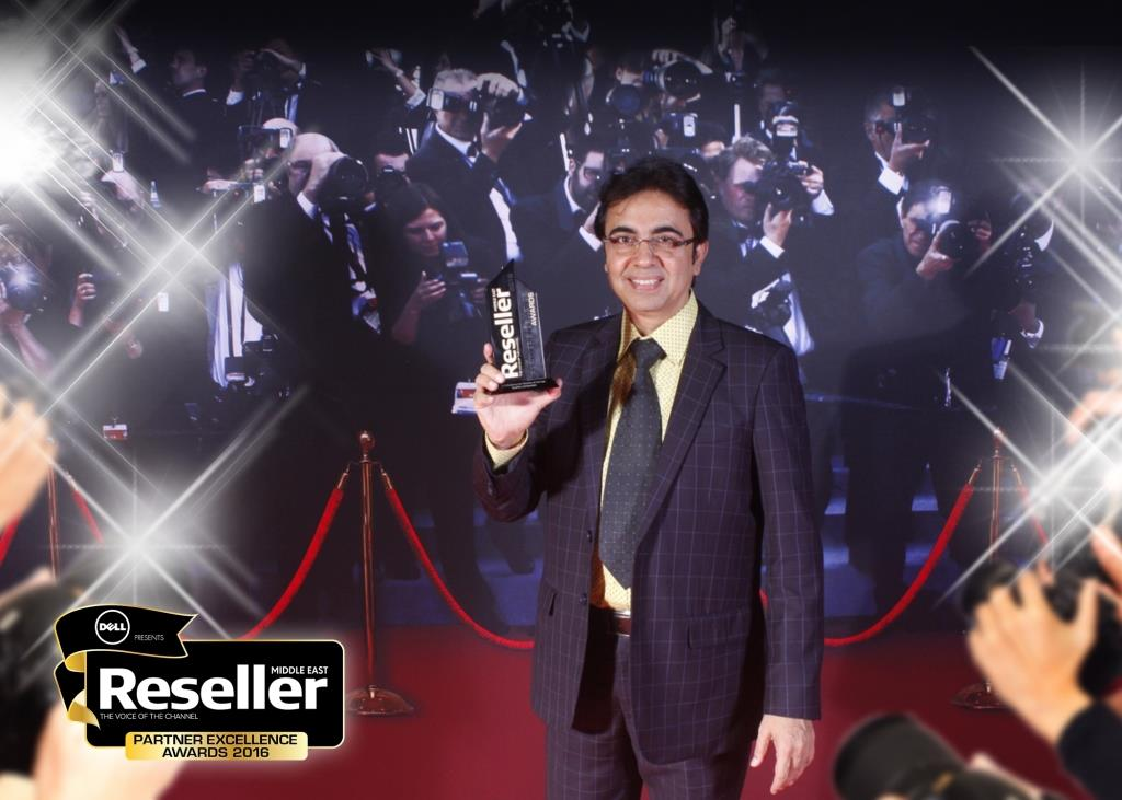 Quality Group (TOUCHMATE) won Award for SMB Reseller of the Year by Reseller Magazine.