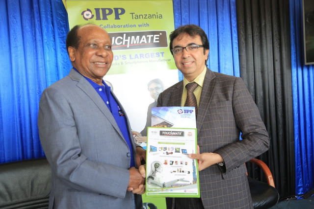 IPP Started Joint Venture with TOUCHMATE in Tanzania
